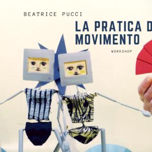 La pratica del movimento, Workshop di stop motion animation a cura di Beatrice Pucci