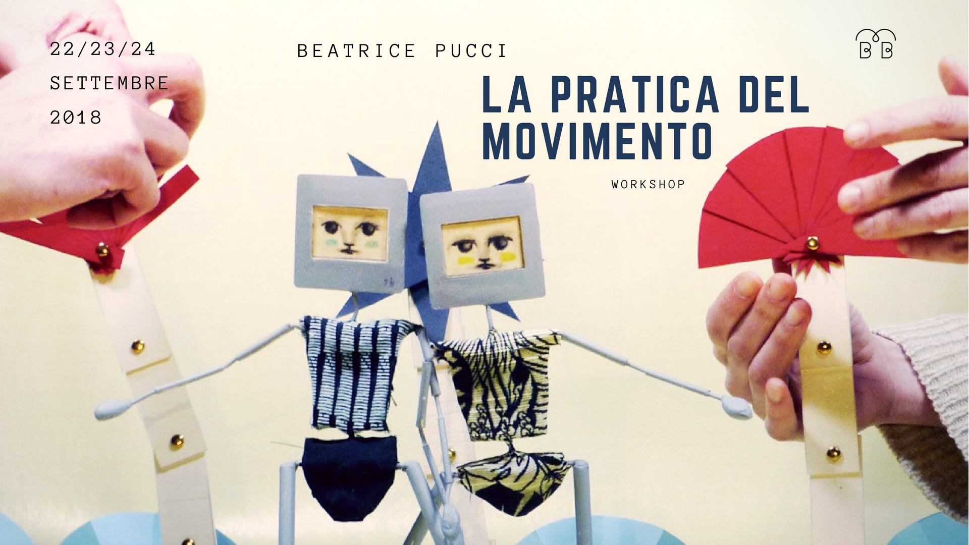 La pratica del movimento, Workshop di stop motion animation a cura di Beatrice Pucci